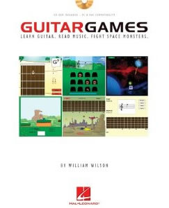 Guitar Games by William Wilson