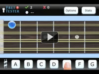 Video Tour of Fret Tester for iPhone